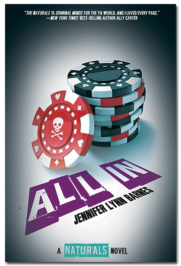 All In by Jennifer Lynn Barnes